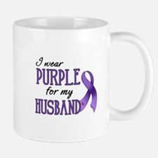 Wear Purple - Husband Mug
