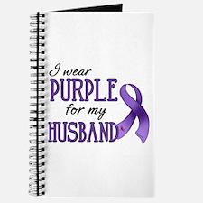 Wear Purple - Husband Journal