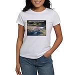 Florida Manatee Photo (Front) Women's T-Shirt