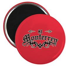Monterrey 81 Magnet