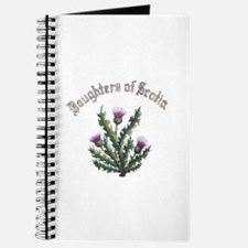 Daughters of Scotia Journal