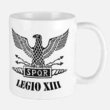 13th Roman Legion Small Small Mug