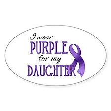 Wear Purple - Daughter Decal