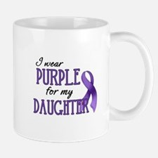 Wear Purple - Daughter Mug