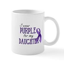 Wear Purple - Daughter Mug