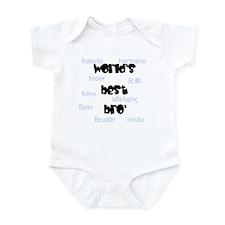 World's Best Bro' Infant Creeper