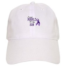 Wear Purple - Son Baseball Cap