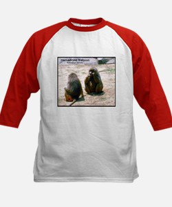 Hamadryas Baboon Photo (Front) Tee