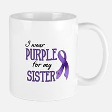 Wear Purple - Sister Mug