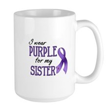 Wear Purple - Sister Mug