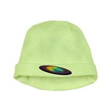 Lung Cancer Awareness Baby Hat