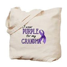 Wear Purple - Grandma Tote Bag
