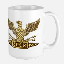 Gold Legion Eagle Large Mug