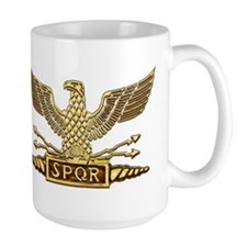 Gold Legion Eagle Mug
