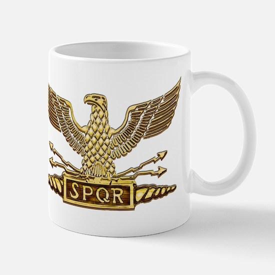 Gold Legion Eagle Mug