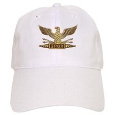 Gold Legion Eagle Baseball Cap