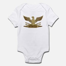 Gold Legion Eagle Infant Bodysuit