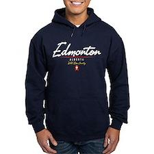 Edmonton Script Hoodie