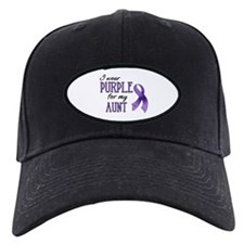 Wear Purple - Aunt Baseball Hat