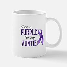 Wear Purple - Auntie Mug