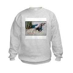 Gila Monster Lizard Photo Sweatshirt