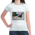 Gila Monster Lizard Photo Jr. Ringer T-Shirt