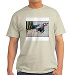 Gila Monster Lizard Photo (Front) Ash Grey T-Shirt