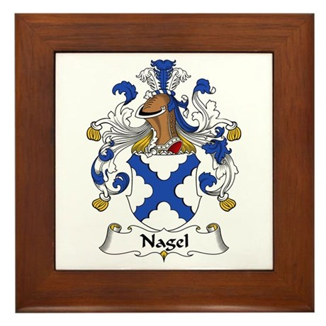 Nagel Framed Tile