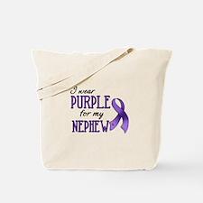 Wear Purple - Nephew Tote Bag