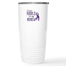 Wear Purple - Nephew Travel Mug