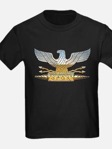 Chrome Roman Eagle T
