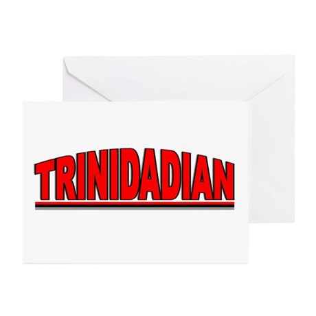"""Trinidadian"" Greeting Cards (Pk of 10)"