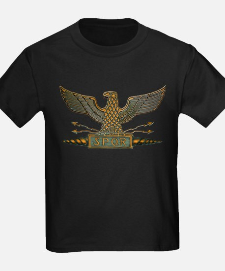 Roman Eagle in Copper T