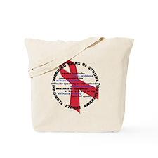Stroke Warning Signs Tote Bag