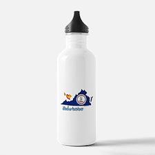 ILY Virginia Water Bottle