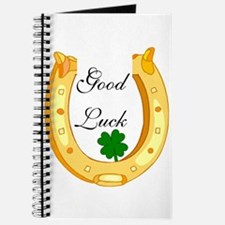Good Luck Horseshoe Journal