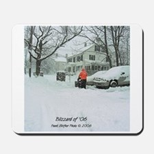 '06 Blizzard Survivor Mousepad