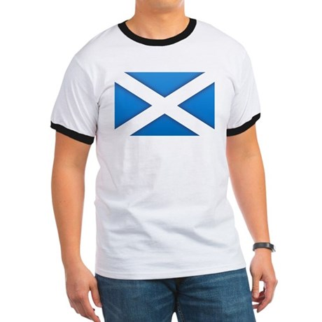 The Declaration of Arbroath Ringer T-Shirt