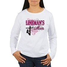 Lineman's Mom T-Shirt