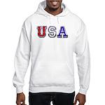 USA Chrome Hooded Sweatshirt