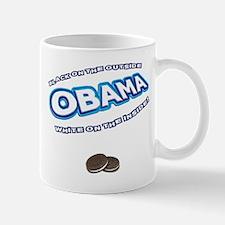 Obama Oreo Mug