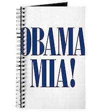Obama Mia Journal