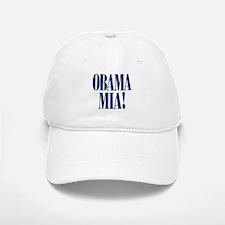 Obama Mia Baseball Baseball Cap
