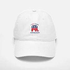 I only date Republicans distr Baseball Baseball Cap