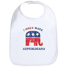 I only date Republicans distr Bib