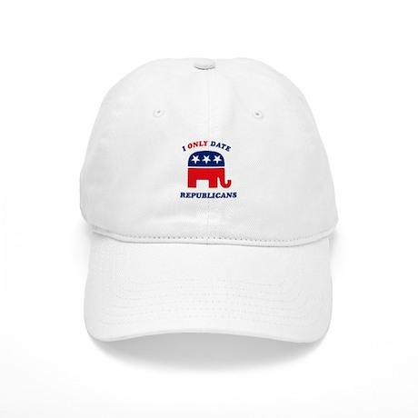 I Only Date Republicans Cap