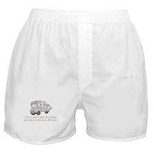 Crazy Person Boxer Shorts