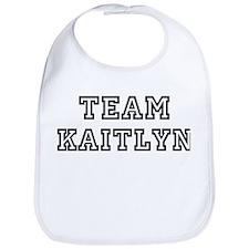 Team Kaitlyn Bib