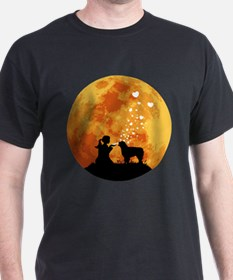 Australian Shepherd Dog T-Shirt