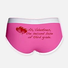 Ah Valentines Women's Boy Brief